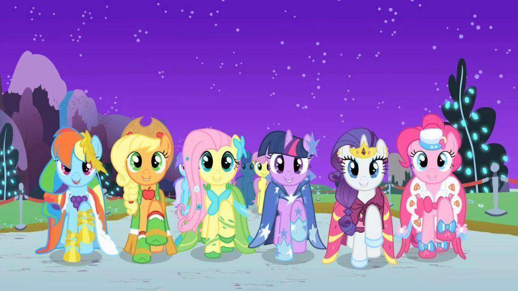 Rainbow Dash Gala Outfits My Little Pony Friendship Is Magic taken ...